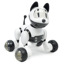 2020 New intelligent Voice Control Robot Dog Electric Pet To