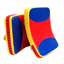 Boxing-Pads Kick-Target Fighting Taekwondo Training-Side 1PC Hand-Grasping Curved-Chest