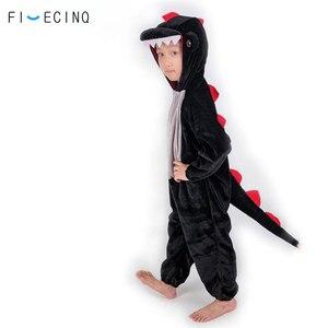 Image 3 - Kigurumis 動物子供アニメコスプレ衣装おかしいスーツ学校学生ゲームをプレイ onesies パフォーマンス恐竜虎ファンシー