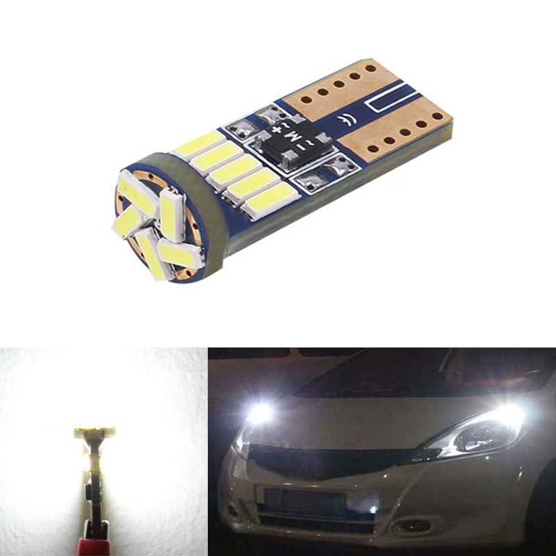 BOAOSI 1X T10 LED W5W Samsung Car LED Auto Lamp Light Bulbs For <font><b>Opel</b></font> Astra h j g <font><b>Corsa</b></font> Zafira Insignia Vectra b c <font><b>d</b></font> image
