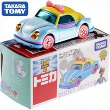 Автомобиль TAKARA TOMY Железный человек Капитан Америка баймакс металлическая модель автомобиля детская коллекция Рождественский подарок