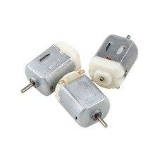 3 шт. DC 3 V-6 V 130 миниатюрный двигатель постоянного тока для электрических игрушечных автомобилей Робот diy запчасти