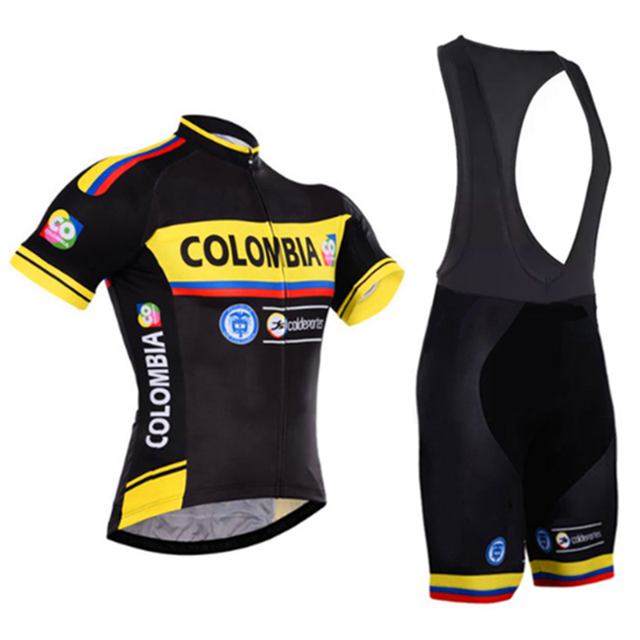 Black Colombia Cycling...