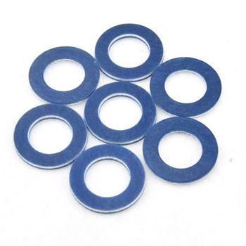 Arrival 10pcs Engine Oil Drain Plug Seal Washer Gasket Rings 90430-12031 For TOYOTA Car Replacement Accessories Parts image