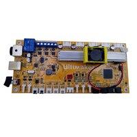 3D Printer Improved Ultimaker 2 3D Printer V2.1.6 Control Board Mainboard Ultimaker 2+ Extended Motherboard w/ USB cable 3d printer ultimaker 2 3d ultimaker 2 3d printer motherboard -