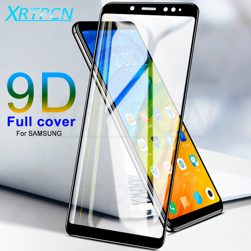 9D Tempered Glass On The For Xiaomi Redmi 5 Plus 5A 4A 4X S2 Note 4 4X 5 5A Pro Screen Protector Safety Film Protective Glass