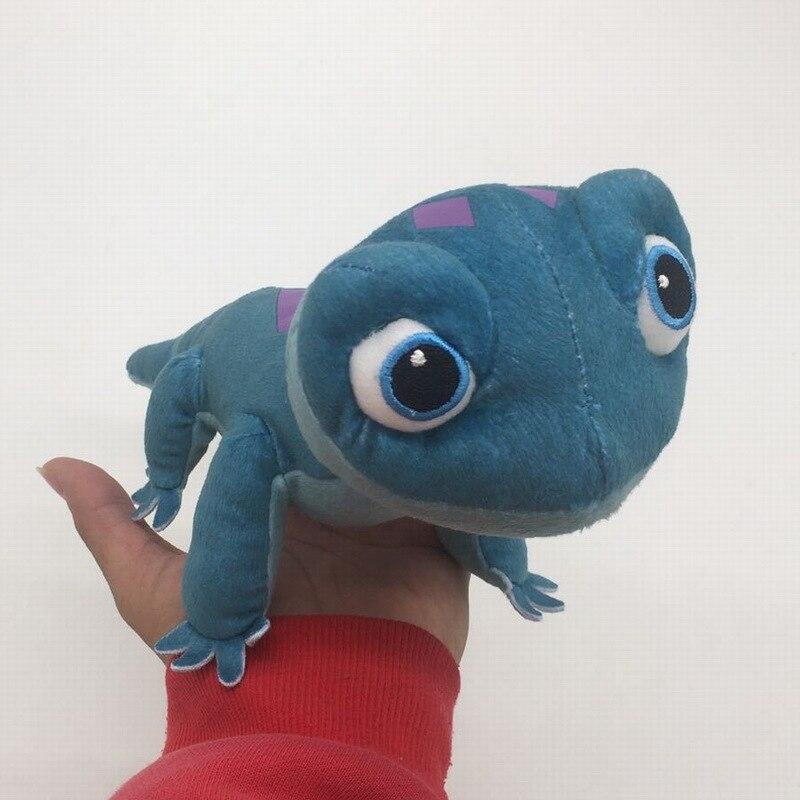 Disney Frozen 2 Stuffed Animals Plush Toys Frozen Lizard Olaf Plush Kawaii Snowman Cartoon Plush Toys Doll Brinquedos Juguetes