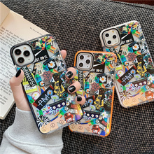 Street Graffiti Hit Color Phone Case for iPhone