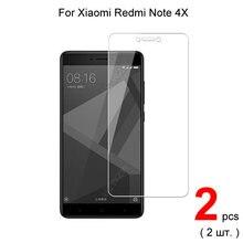 Закаленное стекло для xiaomi redmi note 4x 16 ГБ 32 64