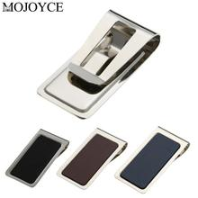 Excellent Quality Money Clip Metal Stainless Steel Clips Wallet Card Holder Folder Hollow Design ID Case