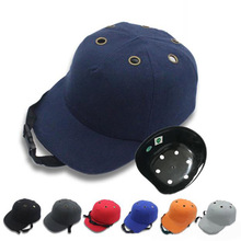 Helmet Safety-Cap Hard-Hat Head-Protection Baseball Work-Factory for Summer Hat-Style