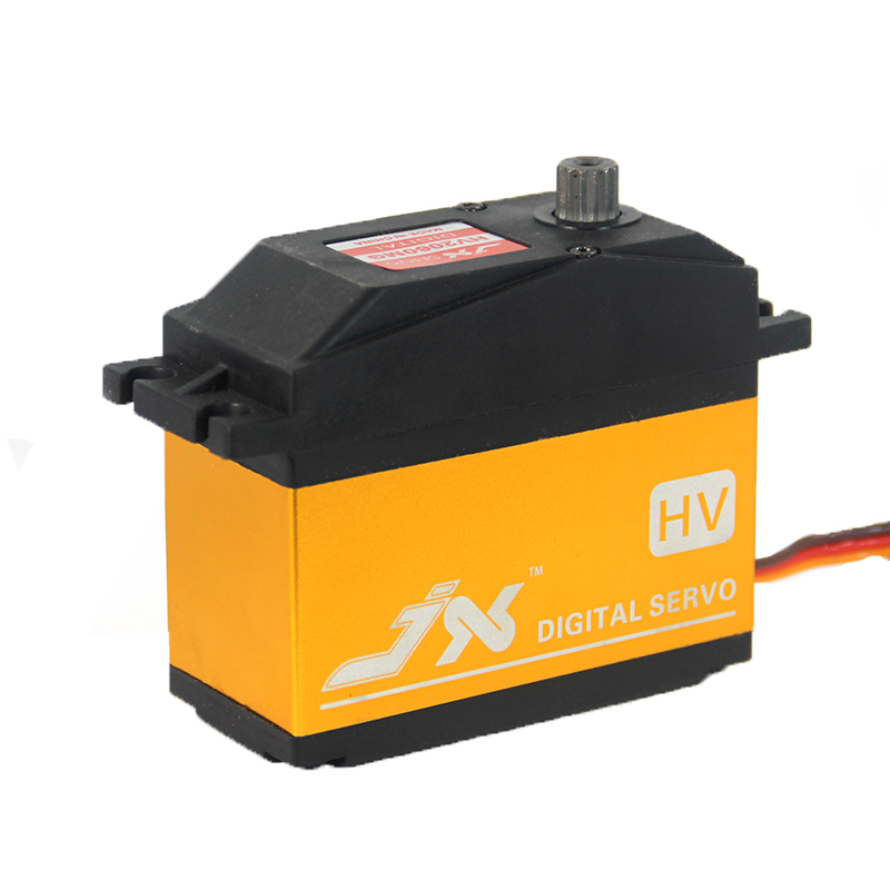 Free Shipping JX Rc Servo PDI-HV2060MG 60KG High Torque 180 Digital Servo For RC Model Helicopter Parts 1/5 Rc Car Helicopter