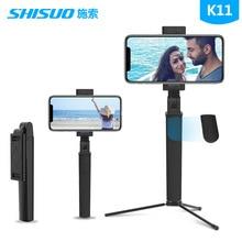 K11 селфи-палка Универсальный мини беспроводной Bluetooth штатив применимый мобильный телефон фотосессия полезный продукт сухой живой держатель