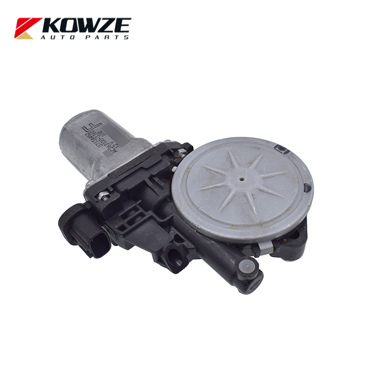 Japan Front Right Door Power Window Regulator Motor for Mitsubishi Pajero Montero Sport II L200 Triton IV 2005-MN182352 MN182354 image