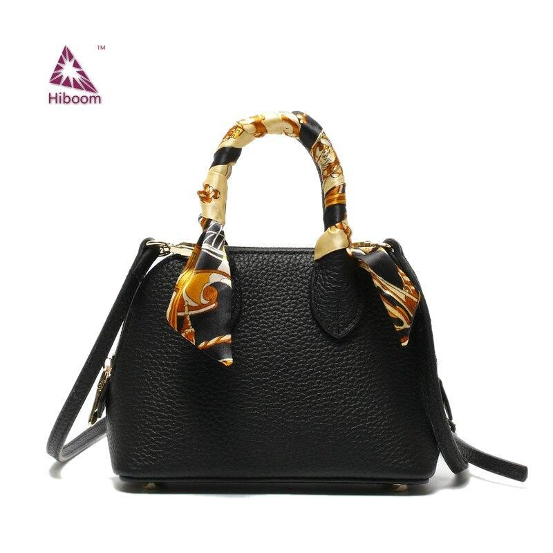 Hiboom 2020High Quality Women Designer Female Handbags Mini Ladies Fashion Shoulder Crossbody Bags  Small Shell Bags For Women