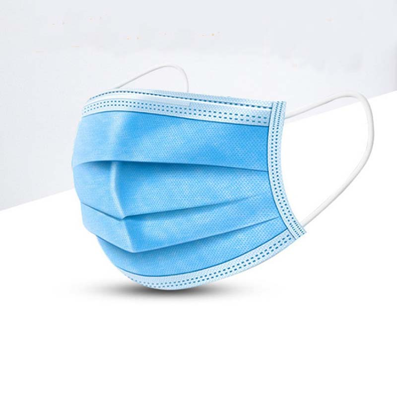 N95 3 Laye  Mask Dust Protection  Masks Disposable Face Masks Elastic Ear Loop Disposable Dust Filter Safety Mask