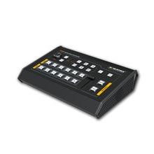 Avmatrix VS0601 Mini 6 Channel SDI/HDMI Multi format Video Switcher with T Bar, AUTO, CUT transitions and WIPE effects