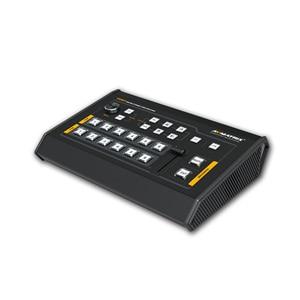 Image 1 - Avmatrix VS0601 Mini 6 kanał SDI/HDMI wielu formacie przełącznik wideo z drążka w kształcie litery T, AUTO, cięcia przejścia i wytrzeć efekty