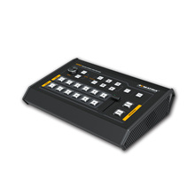 Avmatrix vs0601 미니 6 채널 sdi/hdmi 멀티 포맷 비디오 스위처 (t bar, 자동, 컷 전환 및 닦아 효과 포함)