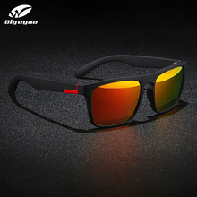 DIGUYAO Brand Design Polarized Sunglasses Men Driver Shades Male Vintage Sun Glasses For Square Mirror Summer UV400 Oculos
