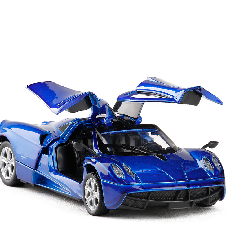 Pagani Huayra Sports Car 1:32 Model Car Diecast Gift Toy Vehicle Collection Kids