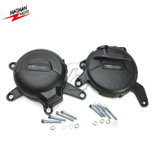 For  RC390 2014 2015 2016 & DUKE 390 2014 2015  Engine Cover Protection for GB Racing