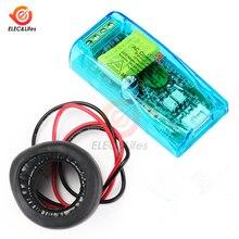 Multi-función AC Digital de tensión de alimentación de corriente Módulo de prueba 80-260V 0-100A medidor amperímetro voltímetro actual medidor de vatios PZEM-004