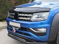 Для Volkswagen Amarok 2010 + передняя защита от насекомых дефлекторов капота