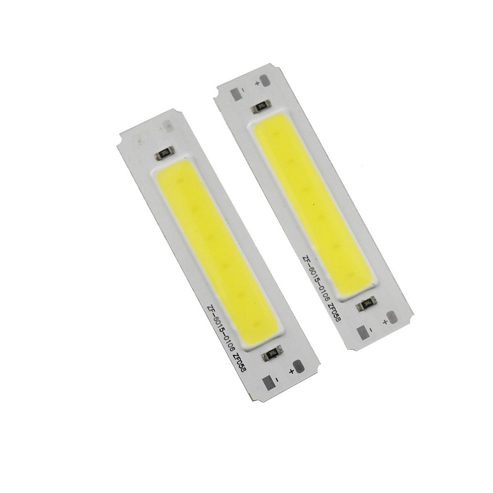 60*15mm LED COB Strip Module Light Source Lamp DIY USB Table Lamp LED 5V Panel Light LED Strip Light Wholesale