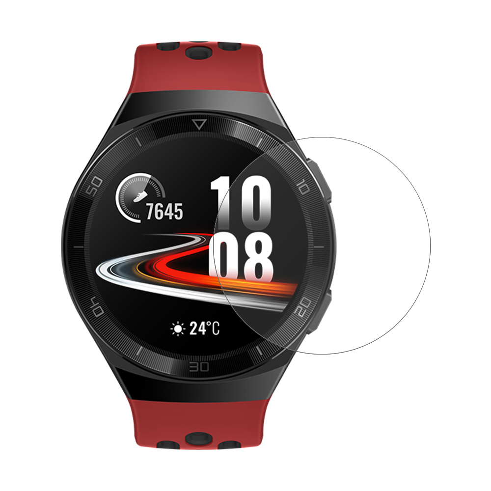 Watch screen protector for Huawei Watch GT 2e GT2e Smart Watch 9H 2.5D Transparent HD glass tempered film