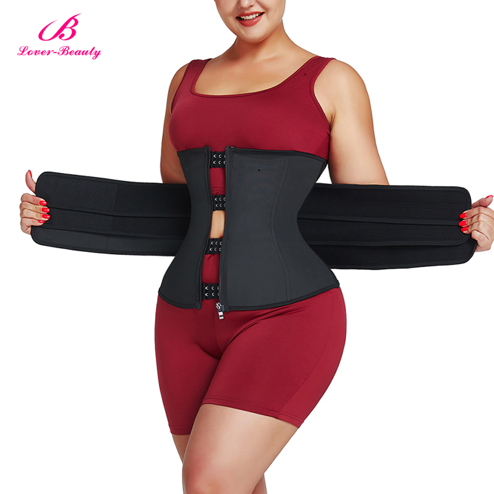 S-6XL Plus Size Women Latex Waist Trainer in Achimota Ghana 1