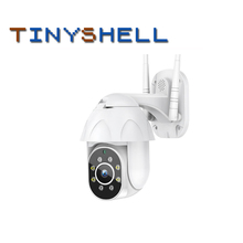 Auto Tracking Outdoor IP Camera 1080P Speed Dome Surveillance Cameras Waterproof Wireless WiFi Security CCTV Camera YCC365