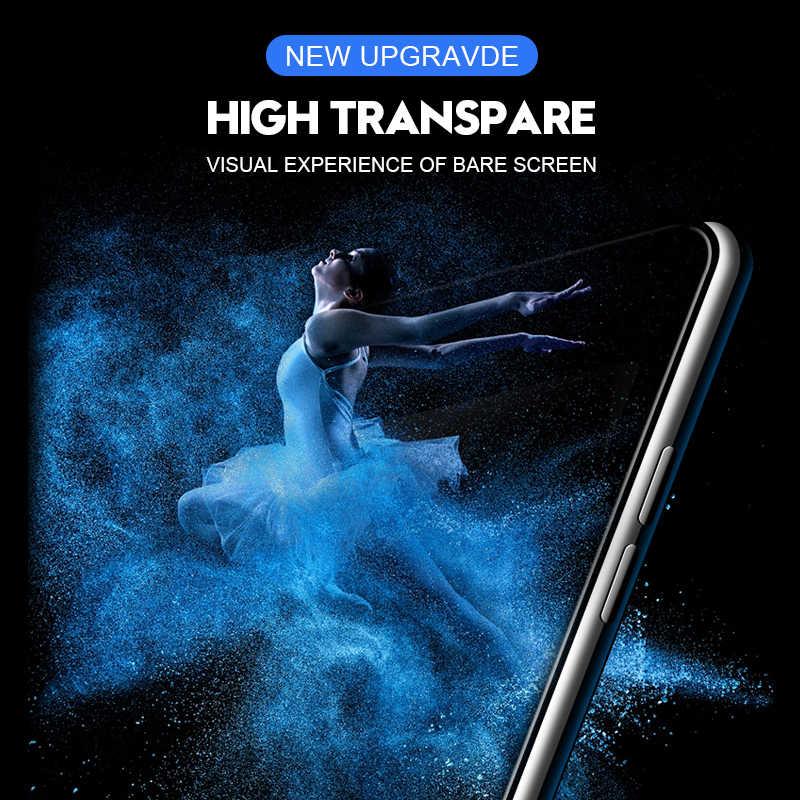 "9D kavisli kenar temperli cam Huawei MediaPad M5 lite Pro M6 10.8 8.4 M3 Lite 10.1 8 ekran koruyucu için MediaPad T5 T3 10"""