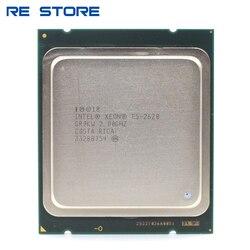 Używane Intel Xeon E5 2620 SR0KW 2.0GHz 6 Core 15M LGA 2011 procesor CPU|Procesory|   -