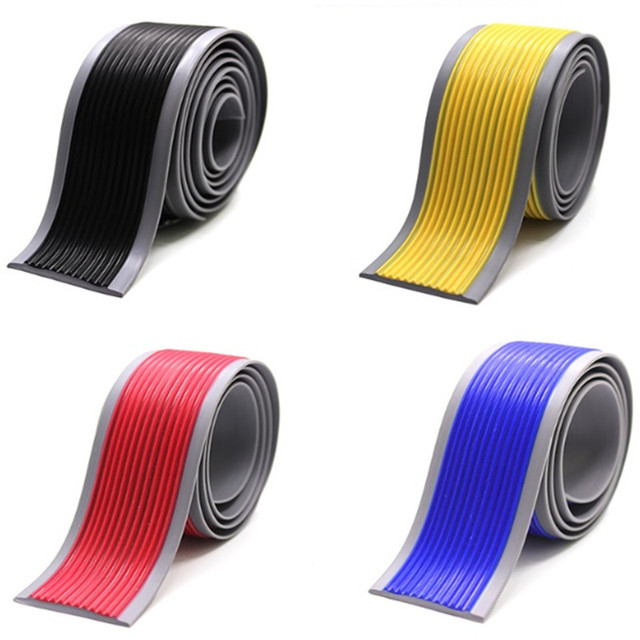 1m New Anti Slip Stairs Tapes Decoration Anti-Slip Sealing Strips  Bathtubs Showers Floors Ground Safety Home Improvement