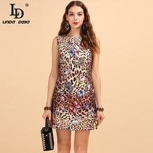 Print Luipaard DELLA Fashion