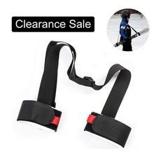 Ski Shoulder Strap Hand-held Double Snowboard Strap Nylon EVA Strap Adjustable Multifunctional Belt Hand Handle Carrier