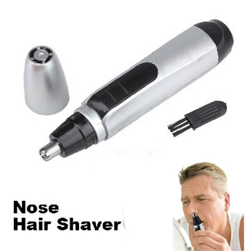 Electric Personal Makeup Nose Ear Face Hair Trimmer Shaver Clipper Cleaner Remover For Men And Women SSwell