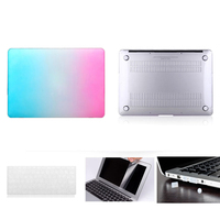 Laptop Case Notebook Tablet Shell Keyboard Skin Cover Bag Screen Film Dust Plugs For 11 12 13 15