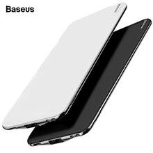 Baseus Ultra Slim 10000mAh Power Bank For iPhone Xiaomi mi U