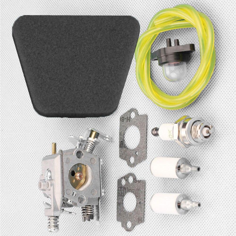 Spark Plug Para Parceiro carburador Filtro de Ar 351 352 370 371 390 391 401 420 422 Acessórios de Substituição Motosserra