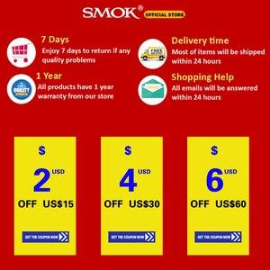 Image 2 - 100% Originele Smok X Priv Kit Met 8Ml TFV12 Prince Tank Vaporizer 225W X Priv Mod Elektronische sigaret Smok Vape Kit Vs G Priv 2
