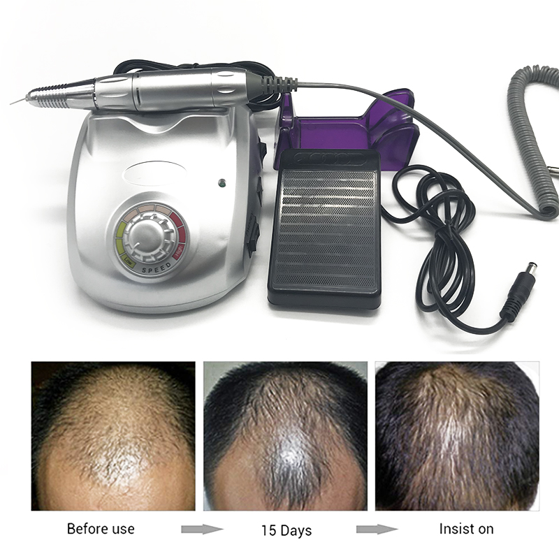 Fue Hair Transplanting Instrument FUE Hair Follicle Transplantation Extraction Tool, Planting Hair /eyebrows/beard Equipment
