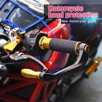 Protectores de manos para motocicleta protección de mano para manillar honda cb190r accesorios z250 kawasaki ktm rc8 yamaha wr 450 r1
