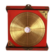 Фэн-шуй компас из чистой меди, винтажный латунный Луо-Сковорода, китайская Чистая медь, высокая точность, античный 3 дюйма, 5 дюймов, 8 дюймов, ...