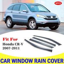 Для honda cr v 2007 2011 оконный козырек автомобильный дождевой