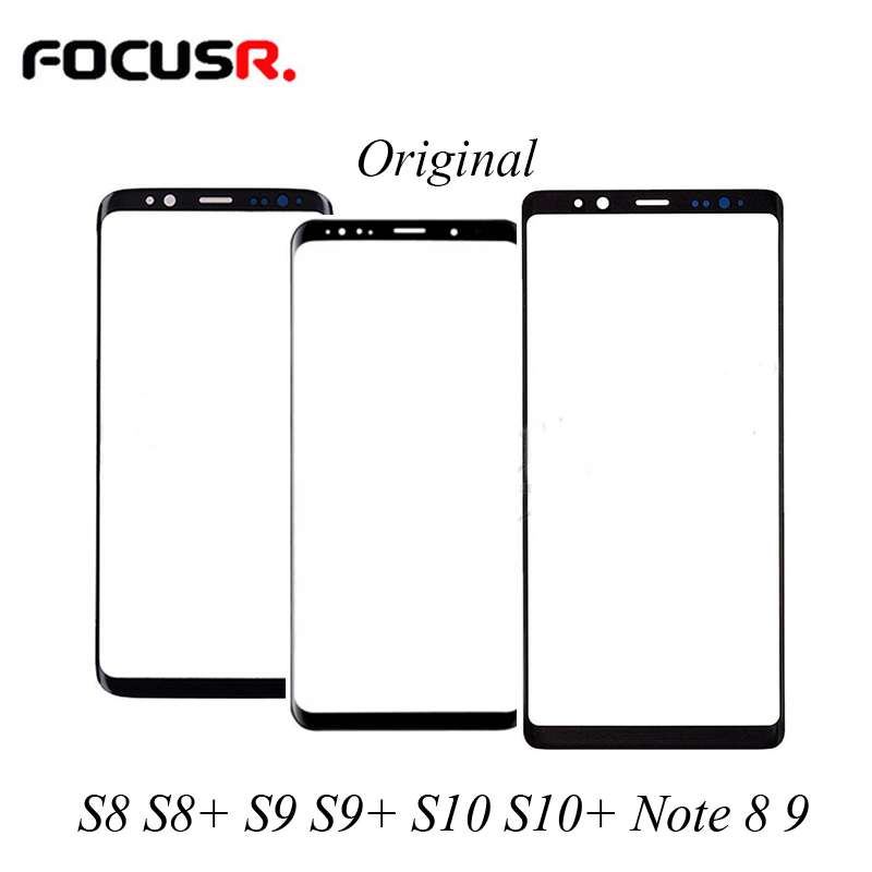 Original Replacement LCD <font><b>Display</b></font> Touch Screen Outer Glass For Samsung S7edge <font><b>S8</b></font> <font><b>S8</b></font>+ S9 S9+ S10 Note 8 9 Touch Panel Repair Parts image