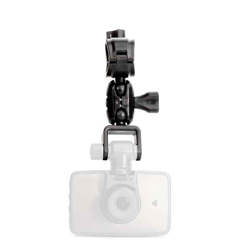 مسجل قيادة قوس حامل 360 درجة الدورية DVR حامل دعم داش كاميرا سيارة الرؤية الخلفية جبل حامل vs Xiaomi يي