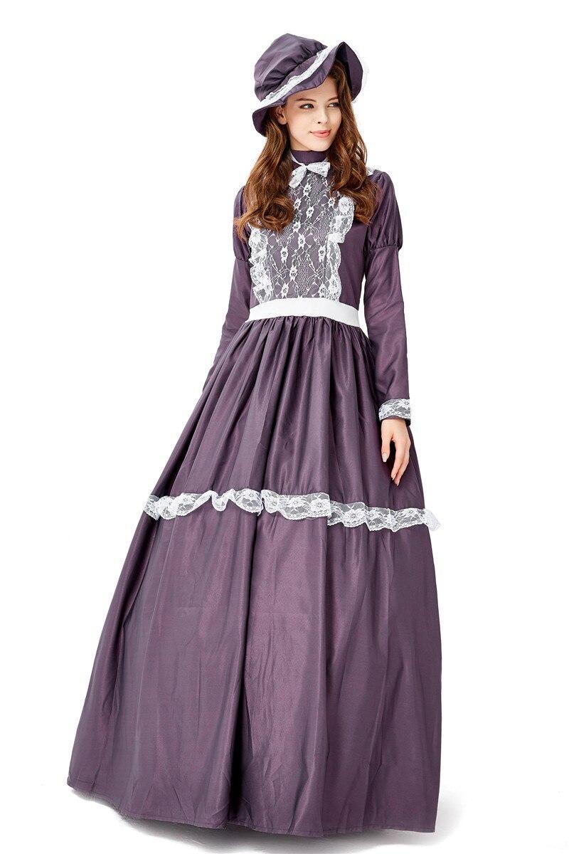 Купить новая европейская и американская униформа для двора на хэллоуин
