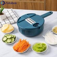 Carrot Grater Vegetable-Cutter Garlic-Press Potato-Peeler Stainless-Steel Multifunction